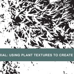 Illustrator Tutorial: Using Plant Textures to Create a Gritty Text Tee
