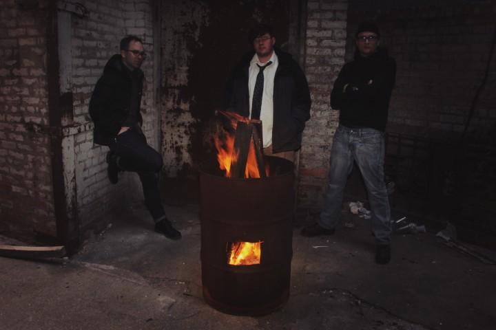 campfire conspiracy band photo