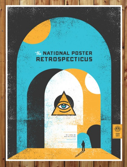 Poster by Nerl Says Design