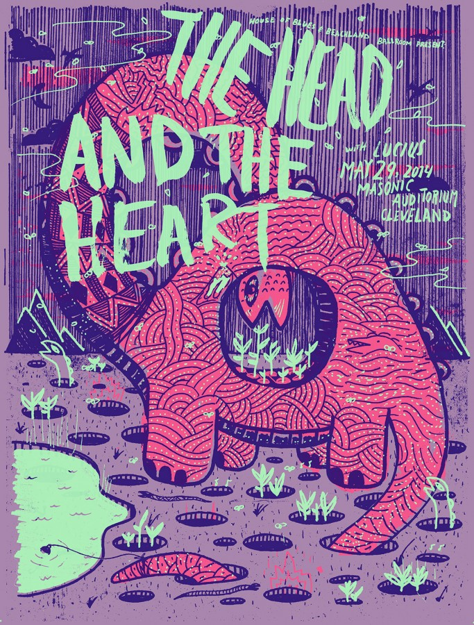 The Head and the Heart | The Bubble Process