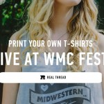 Live Screen Printing at WMC Fest 5: How to Reserve Your Spot