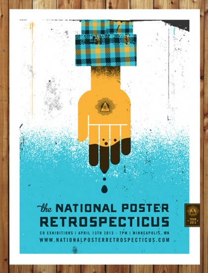 Poster by Aesthetic Apparatus