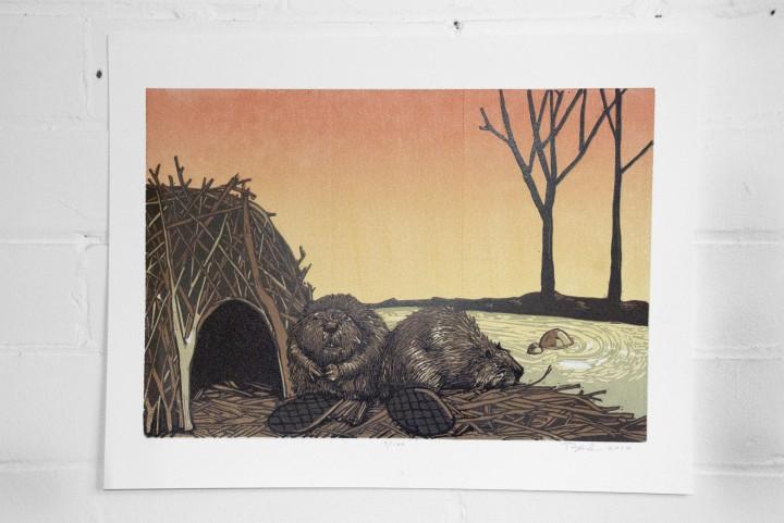 Beavers | Laura Baisden