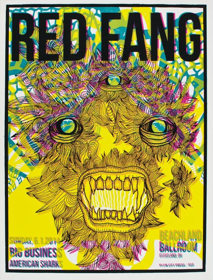 Red Fang | Plum City Press