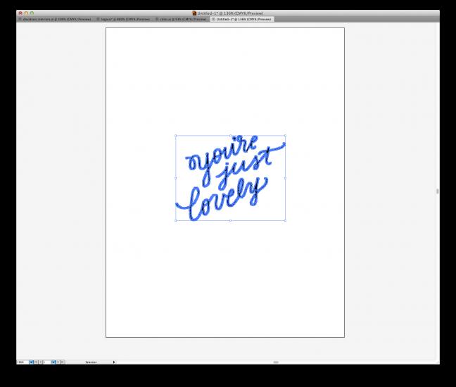 hand lettering tutorial 10