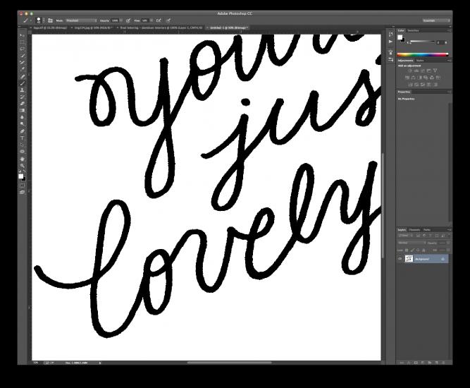 hand lettering tutorial 7