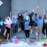 Ice Bucket Challenge: Go Media Style