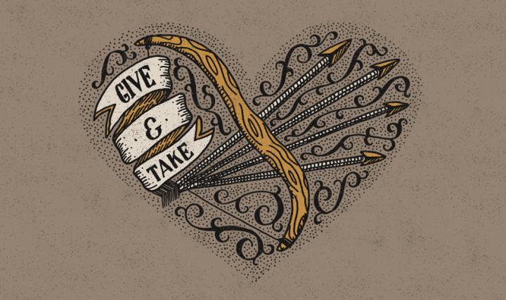 Give / Take | Courtesy of Jason Carne