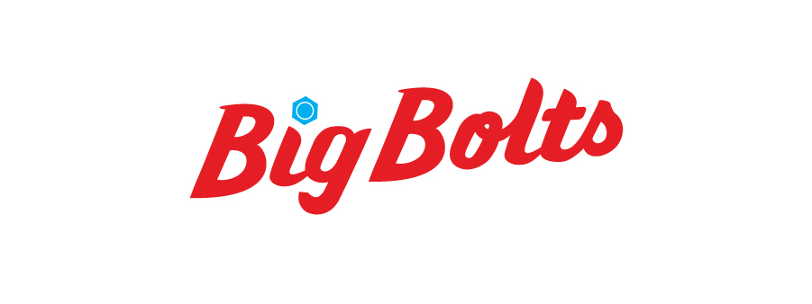 Earnest Machine - Big Bolt Website Design - Logo