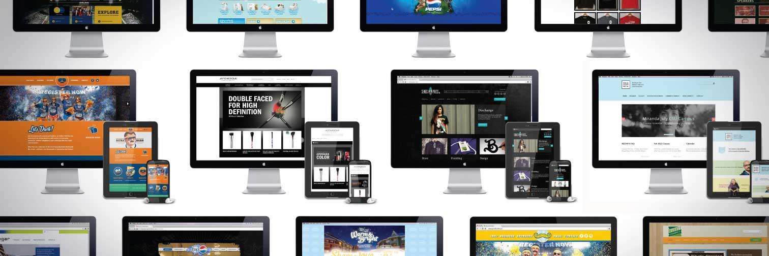 Rocky River Web Design