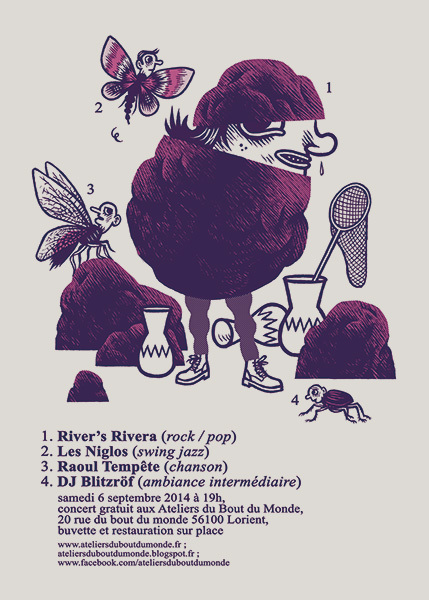 gig poster designs 20
