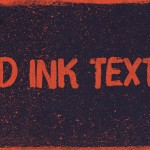 Texture tutorial: How to apply our rolled ink textures to your design for that old-time print shop vibe
