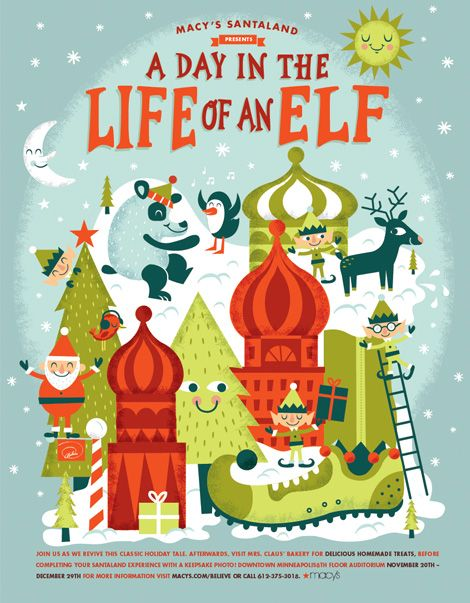 Holiday Graphic Design Inspiration 4