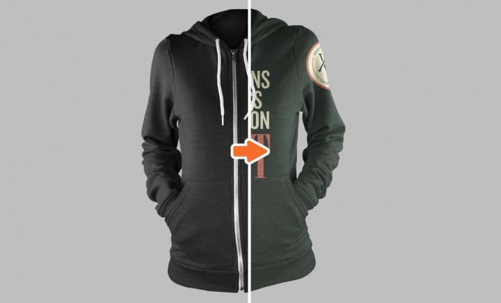 ladies-triblend-zipper-hoodie-ghosted-front