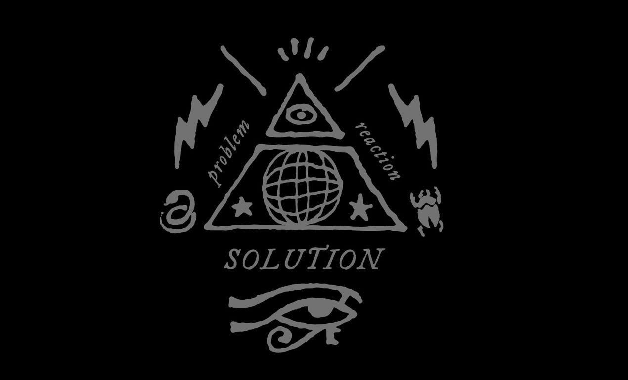 Illustrator and Photoshop Tutorial: Create a cool occult LP jacket with the occult symbols collection!