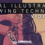 Photoshop Drawing Tutorial: Digital Illustration & Drawing Techniques Video Tutorial