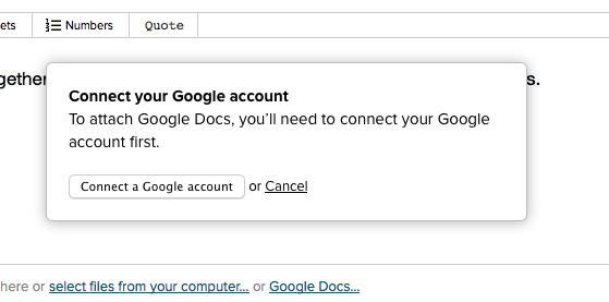 Basecamp vs Podio - Basecamp Google Docs