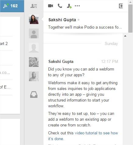 Basecamp vs Podio - Podio Account Manager