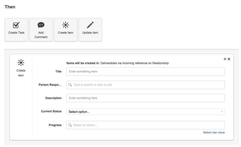 Basecamp vs Podio - Podio Automated Workflow