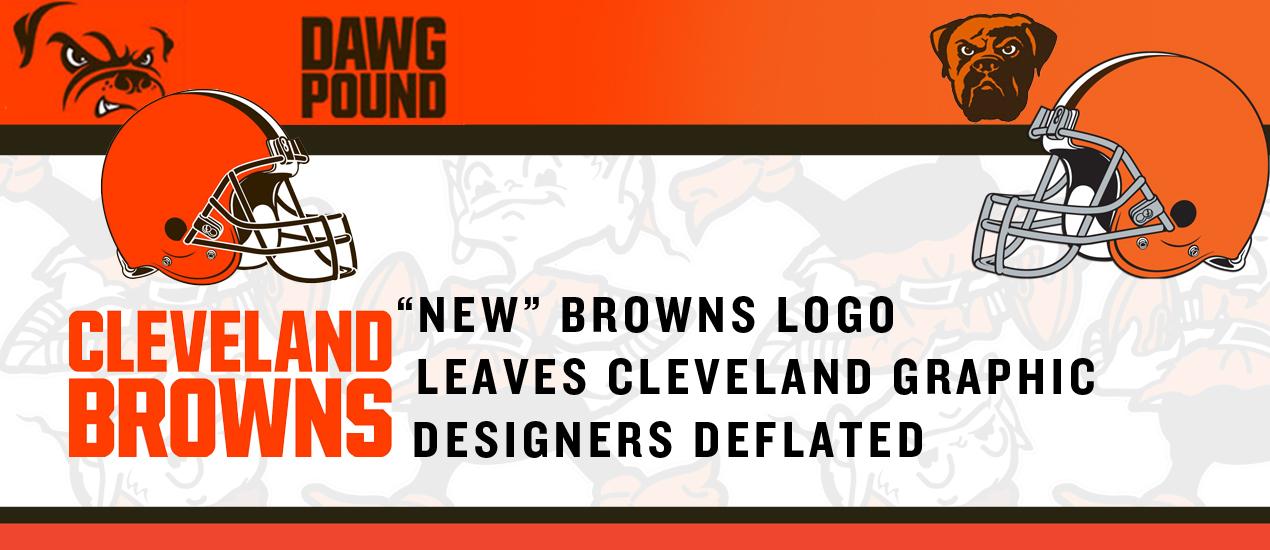 Cleveland Browns Graphic Design