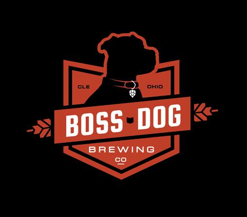 1611_BossDogBrewery_BrandAssets_FNL_Outlined_Shield-Badge-On-Black