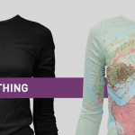 Mockup Everything Releases: March 2015 – Women's T-Shirt, Crop Top and Hoodie Dress Templates