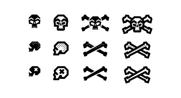 Scott Fuller Skulls