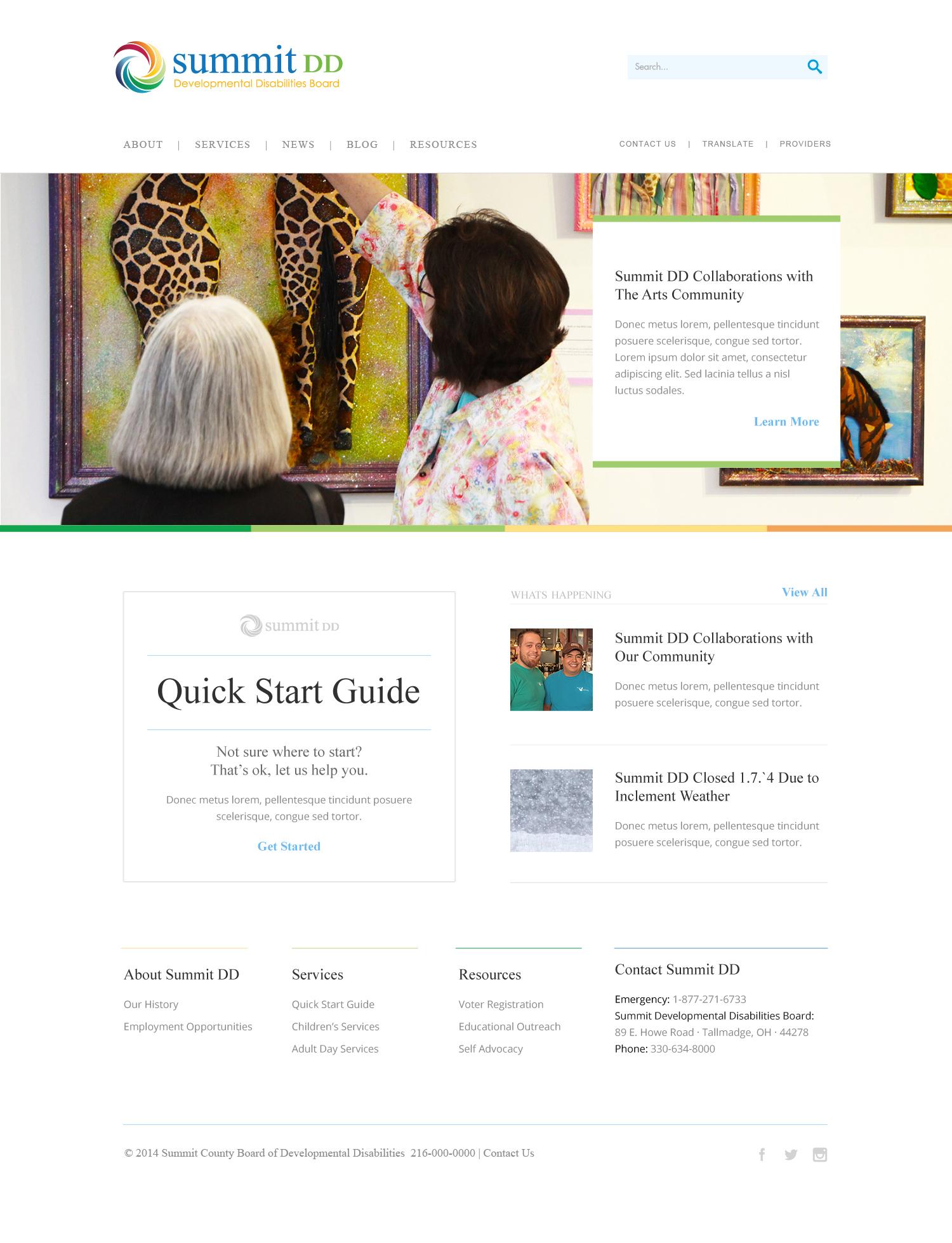 alt-Homepage
