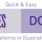 Tutorial – Lines & Dots: How to Make Quick and Easy Patterns in Illustrator