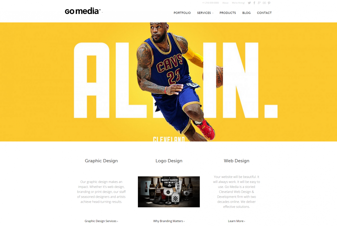 Cleveland Web Design   Branding Firm