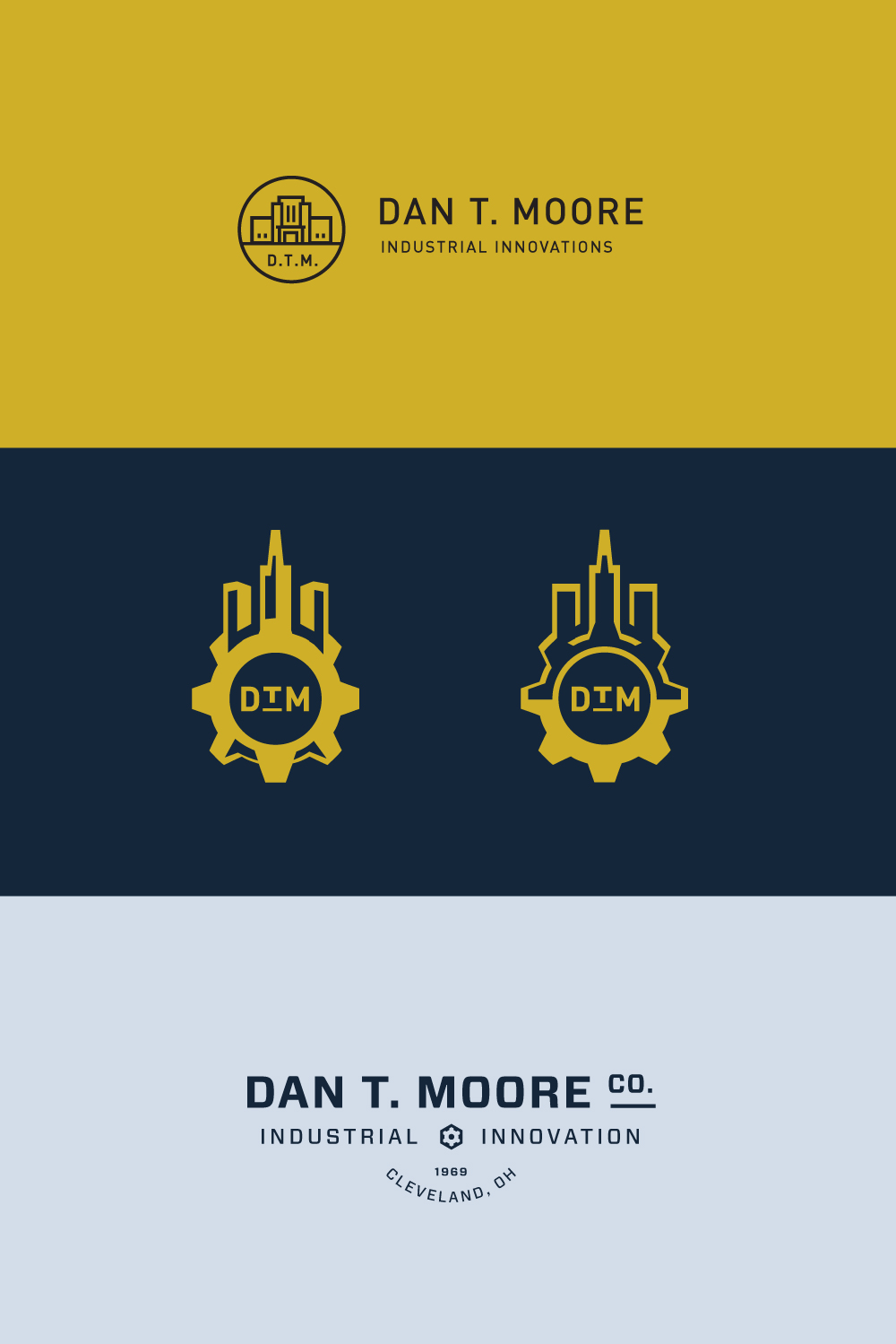 Dan T. Moore Alternates
