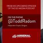 What We've Been Working On At Go Media's Arsenal: Sept 28, 2015 Edition