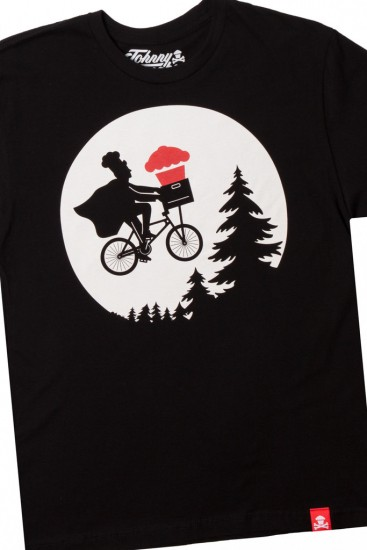 Bicycle Chef by Johnny Cupcakes