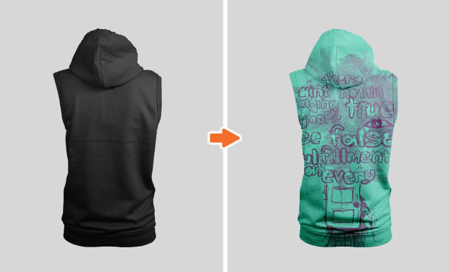 Ladies_Sleeveless_Zip_Hoodie_Ghosted_Back_View_1_Arsenal_Preview