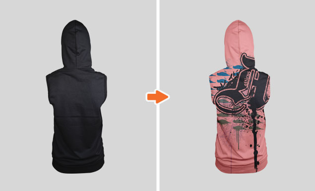 Ladies_Sleeveless_Zip_Hoodie_Ghosted_Back_View_2_Arsenal_Preview