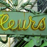 Typography Inspiration: Parisian Street Signs