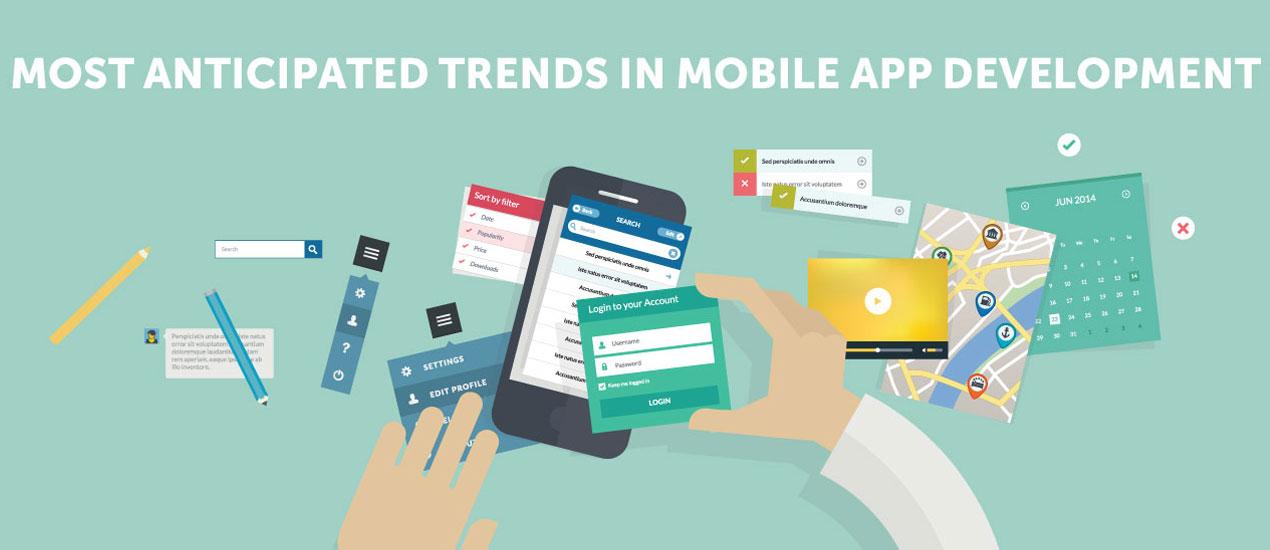 Trends in Mobile App Development 2016