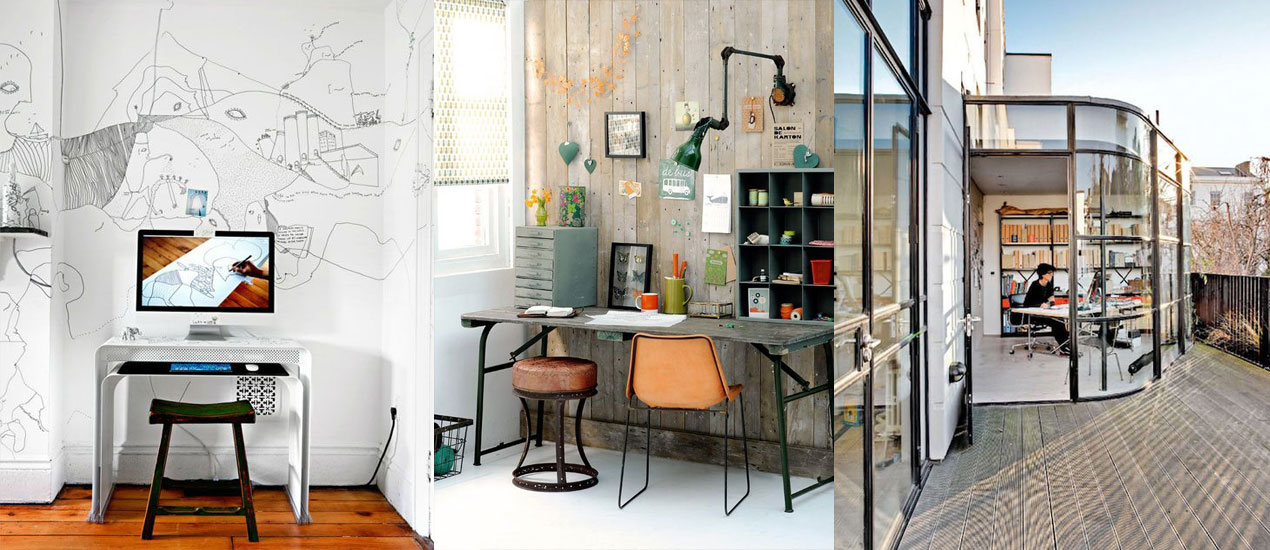 freelance workspace design - Interior Design Freelance Work