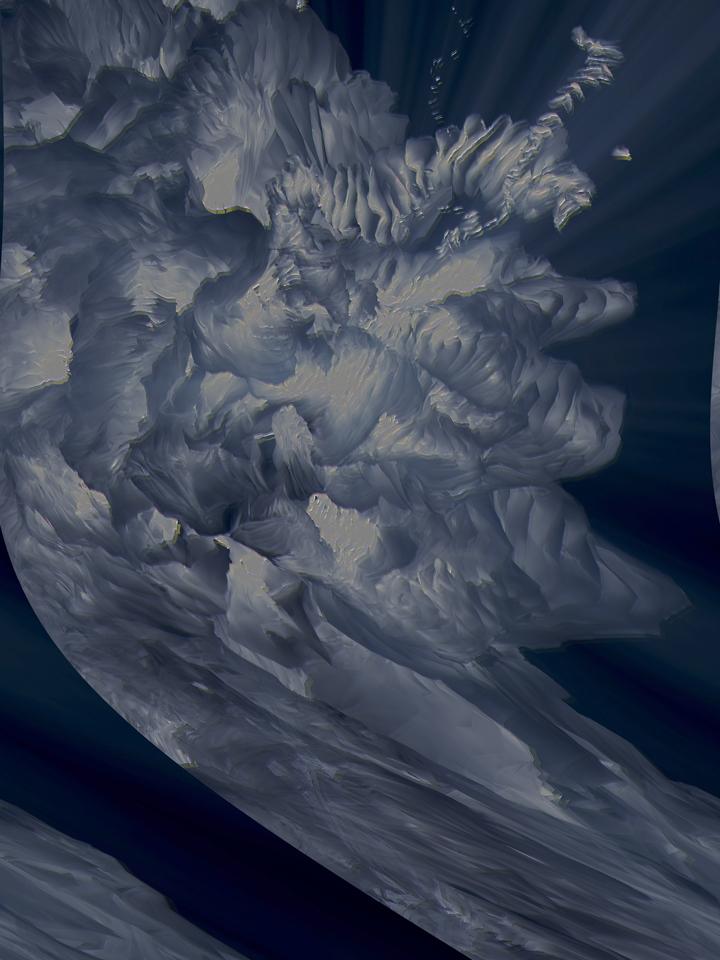 Cosmic Fractal Storm Textures Exploration Tutorial