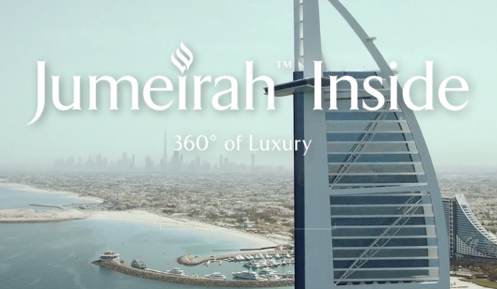 Virtual Reality Jumeirah