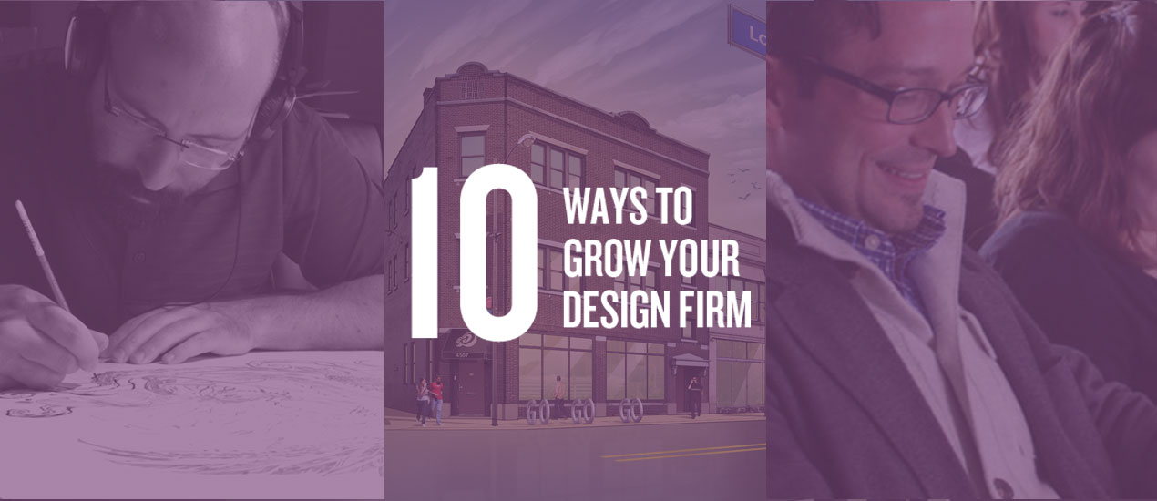 How To Grow Your Graphic Design Business