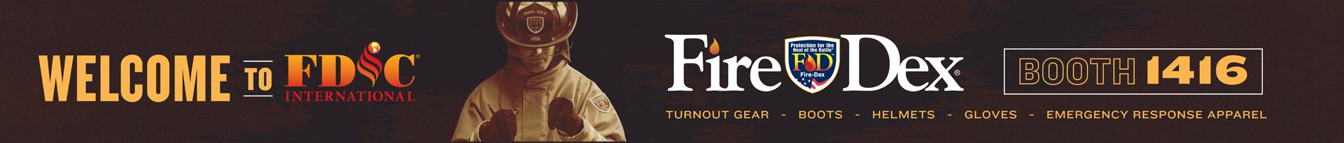FireDex Graphic Design SkyWay Banner FDIC 2015