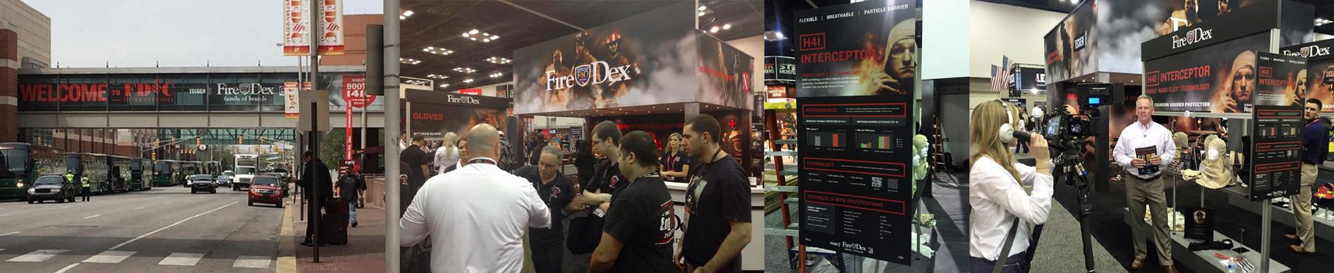 FireDex FDIC 2016 Site Photos 2