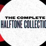 If you're halftone-obsessed, our new collection is for you.