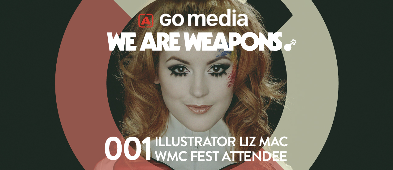 Podcast: Why Illustrator Liz Mac is a Weapon of Mass Creation & Are You?