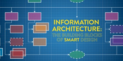 Information Architecture is the key to good web design