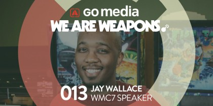 Weapon of Mass Creation Fest Podcast