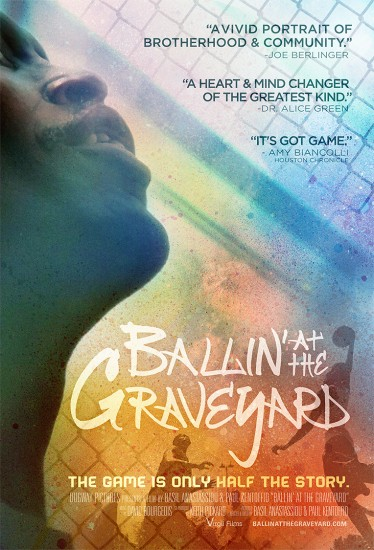 Ballin' At The Graveyard Theatrical, festival Posters & Box Art for Dugway Pictures | Virgil Films by Variant Creative