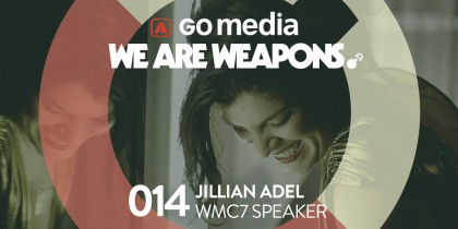Podcast with Art Director Jillian Adel