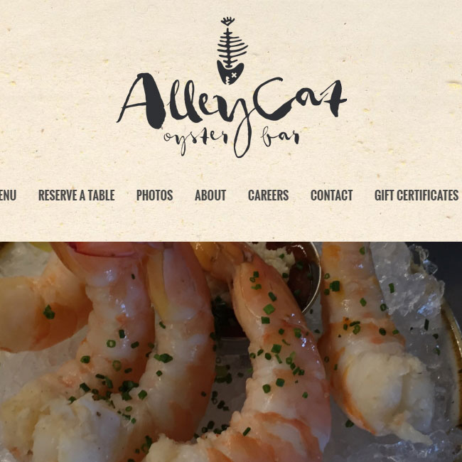 Alley Cat Oyster Bar